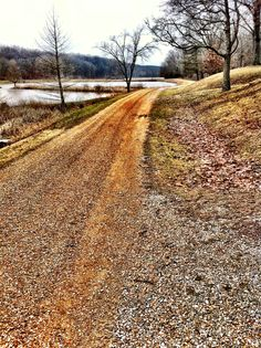 Dirt Road, less travelled