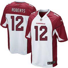 men nike arizona cardinals 12 andre roberts limited white nfl jersey sale