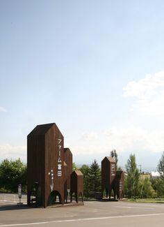 Signal Barn / Jun Igarashi Architects