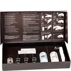 KIT OJA SEMIPERMANENTA ROSU 1 Base Coat, Cosmetics, Kit, Nails, Madness, Finger Nails, Ongles, Nail, Nail Manicure