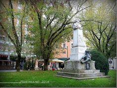 Ex Giardini della Standa, Ferrara - Property and Copyrights of (c) FEdetails.net 2014