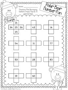 To make studying Math way easier for kids, what you need to do is by giving them the worksheets with fun Math exercises. Check these math worksheets fun for grade and hand them to your kids! Math Worksheets, Math Resources, Math Activities, Punctuation Worksheets, Second Grade Math, Grade 1, Math Stations, Math Centers, Math Intervention