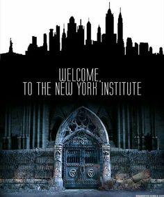 Bienvenidos a el Instituto de Nueva Yorh