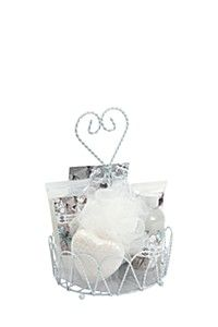 GIFT SET WITH PATCHOULI SCENTED BODY MATERIALS