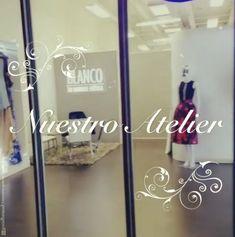 Nuestro Atelier*. #BlancoByMarleneCorrea #NuestroAtelier #Fashion #HallandaleBeachBlvd #Florida #USA #VenezolanosEnFlorida #Caracas #Venezuela