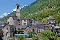 #Lavertezzo | #Vallemaggia | #Ticino