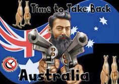 Australian Survival and Preppers..: Time To Take Back Australia. I realise that many Australians simply don't give a damn about their fellow Australians, & I realise that many Australians are scared to act, but PLEASE read this & vote accordingly. Thank you. Keith.