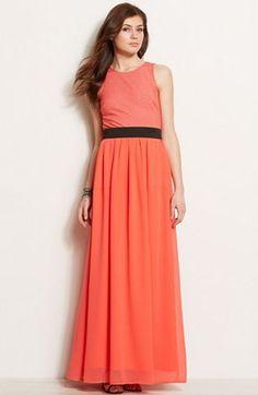 Paneled Flare Dress - Dresses - Womens - Armani Exchange   Clothes ...