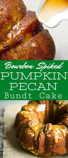 Bake up something fabulous for fall with a collection of delicious recipes from Stevia In The Raw®, including this one for Bourbon Spiked Pumpkin Pecan Bundt Cake! Get the full recipe, see additional details and enter to #win a sweet prize pack of your own! #InTheRaw #sponsored