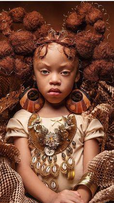 Beautiful Black Girl, Black Girl Art, Black Women Art, Black Art, Black Girl Magic, Art Girl, Pretty Black Girls, Black Photography, Portrait Photography