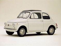 Sunday drive. (Fiat 500)