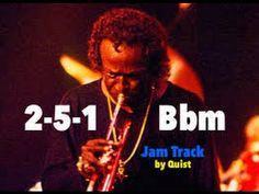 Bb Minor 2-5-1 Jazz Backing Track (Medium Swing) - YouTube Scale Map, Backing Tracks, Jazz, Bb, Medium, Music, Youtube, Movies, Movie Posters