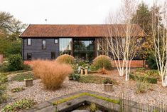 Photo 1 of 14 in This Spectacular Suffolk Barn Conversion Hits the Market at $1.26M - Dwell