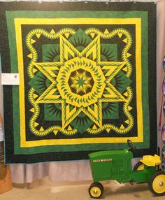 Glacier Star, Quiltworx.com, Made by Pam Wallace.