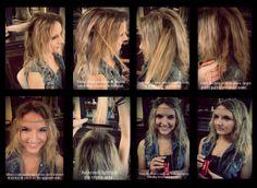 Kristen_Edsell #festivalhair #hairtutorial #coachellahair #sexyahir #howto #DYI #Concerthair