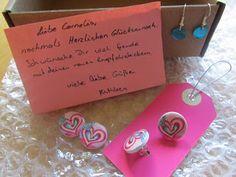 Conny's kleine Wunderwelt: Zauberhafte Schmuckstücke von Kathleen's Schmucke ...