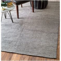 Shop For NuLOOM Handmade Flatweave Concentric Diamond Trellis Wool/ Cotton  Rug (10u0027 X