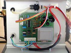 Réalisation Map Sensor, Power Strip, Homemade Tools, Homemade, Hipster Stuff, Diy Home Automation, Vacuum Pump, Electric, Engine