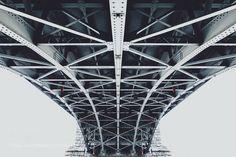 Urban Bridge by Neshas
