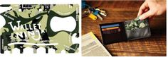 Wallet+Ninja+18-in-1+Multi-purpose+Credit+Card+Size+Pocket+Tool+(Camo)+Only+$3.19