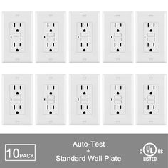 High Quality 15 Amp GFCI Receptacle Outlet outdoor gfci receptacle ...
