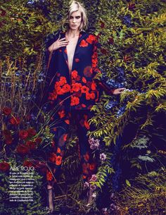 visual optimism; fashion editorials, shows, campaigns & more!: paraíso: alison nix by kevin sinclair for vogue mexico september 2013