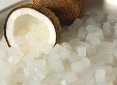 Nata de Coco   Coconut Gel