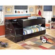 Embrace Loft Bed (This is the bed we got Logan instead of a traditional bunk bed).