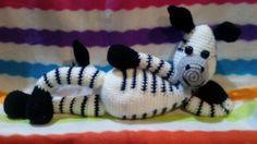 Amigurumi zebra Animals