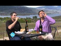 The Okanagan - BC wine country.