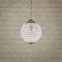 love this light!  Entryway?  butlers pantry?