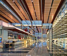 Sacramento International Airport Terminal B
