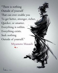 Album tattoos and body art and beauty on pinterest - Miyamoto musashi zitate ...