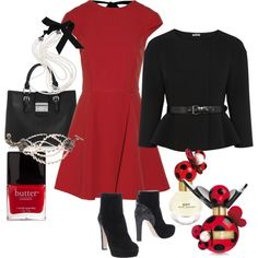 Red & Black Miu Miu
