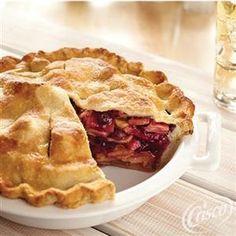 Homemade Crisco Pie Crust Mix from Crisco®