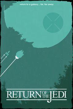 Star Wars Episode VI - Minimalist