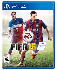 FIFA 15 - PlayStation 4 sport Match players Ultimate Team soccer football NEW