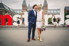 Real wedding - Amsterdam at The Sluyswacht Photo by Yes I Do Photography: Real Wedding - Google Search