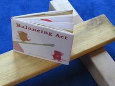 Using Book, Balancing Act by Ellen Toll Walsh to Explore Balance (from Teach Preschool)