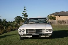 1972 Holden HQ Premier