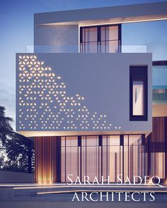 Sarah Sadeq architects
