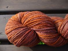Iron Ore - From The Earth   Red Riding Hood Yarns Yellow And Brown, Orange Yellow, Iron Ore, Red Riding Hood, Yarns, Knitted Hats, Knitting, Crochet, Tricot