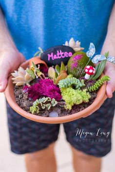Fairy Garden Birthday Party Ideas | Photo 4 of 47 | Catch My Party