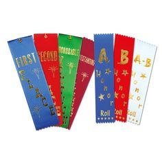 Stock Award ribbons!