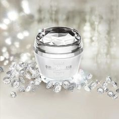Get a radiant and youthful complexion with the ultimate cellular anti-ageing cream. Combines advanced technology with luxurious ingredients to target the visible effects of ageing. Anti Aging Night Cream, Best Anti Aging Creams, Skin Care Treatments, Natural Cosmetics, Skin Cream, Diamond, Ageing, India, Skincare