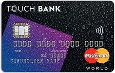 оформить кредитую карту в Touch Bank
