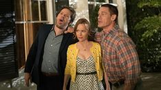 Leslie Mann, Ike Barinholtz, and John Cena in Blockers Hbo Go Movies, Movies 2014, Movies To Watch, Good Movies, Leslie Mann, Kathryn Newton, John Cena, Bachelorette 2012, Happy Madison Productions