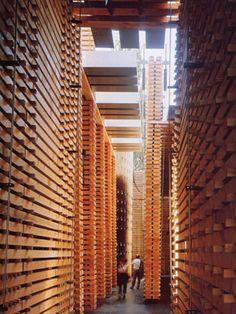 準建築人手札網站討論區 Forgemind ArchiMedia Forum • 檢視主題 - 瑞士建築師 Peter Zumthor - 漢諾瓦萬國博瑞士展覽館 Swiss Pavilion Expo 2000
