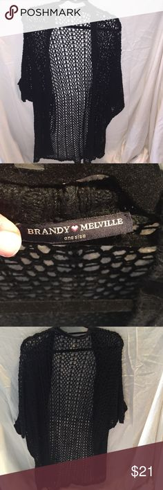 Brandy Melville sweater cardigan This cardigan is light and in excellent condition Brandy Melville Sweaters Cardigans