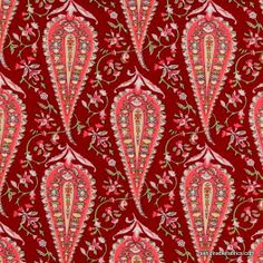 Fabric... Love Cypress Paisley by Amy Butler